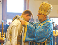 Ordination of Dn. Peter Jon Gillquist to the Holy Priesthood