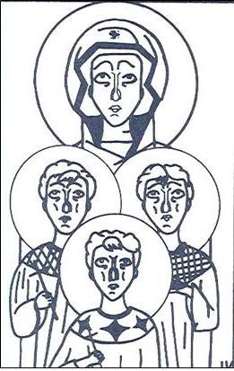 ST VASSA and Hr Children