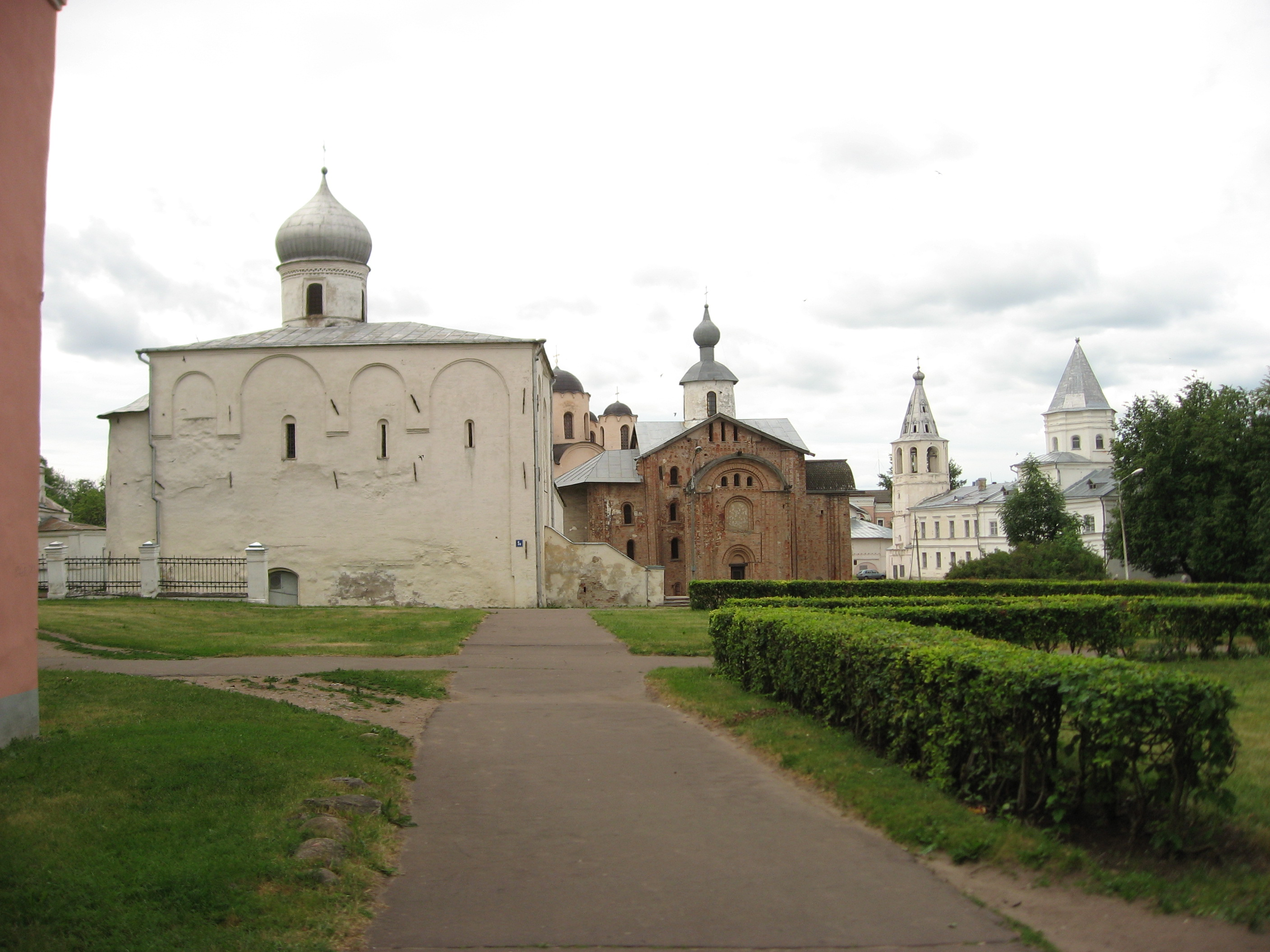 Churches of the Ancient city of Novgorod