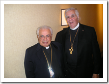 BP Antoun with fr Joe
