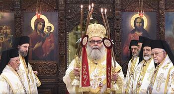 june-27-synod Всемирното Православие - Антиохийска Патриаршия