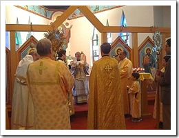 St. Michael Day 2008