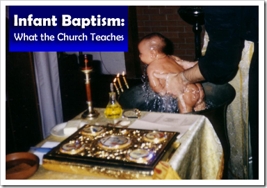 Help me do my essay the reasons for baptising babies