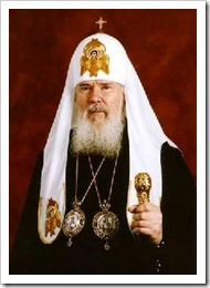 His Holiness Patriarch ALEXY II + Memory Eternal!