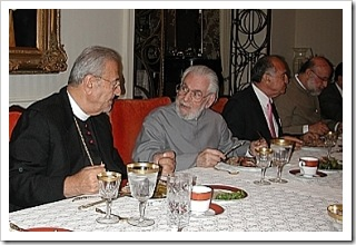 Luncheon in Honor of His Beatitude