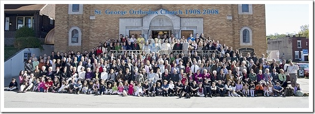 St. George Orthodox Church 1908-2008