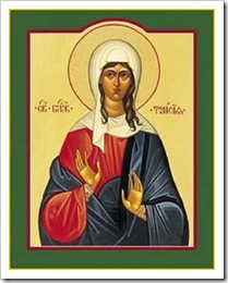St. Thais of Egypt