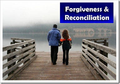 Reconciliation between husband and wife