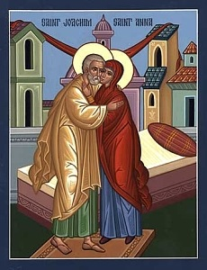 The Winter Pascha Chapter 9 The Conception Of Mary Antiochian