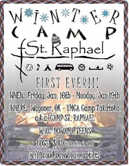Winter Camp St. Raphael