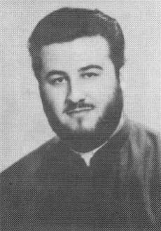 As a deacon in Lebanon