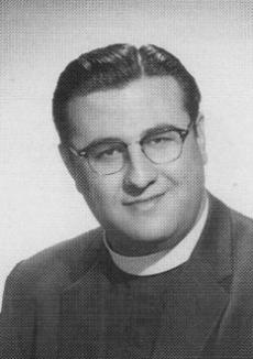 As a priest at St. George Parish in Cleveland, OH