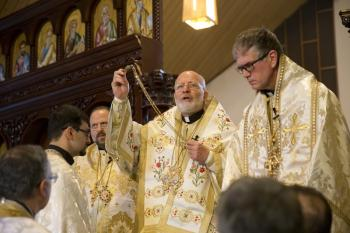 Metropolitan Joseph elevates Fr. Mousa