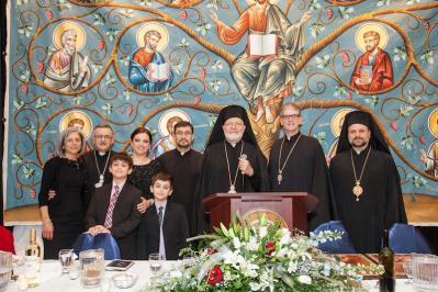 "Presentation of ""Christ the True Vine"""