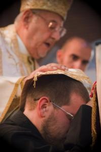 Ordination of Dn. Stephen Mathewes: Photo courtesy of Erick Straghalis