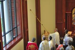 Consecration of St. John Chrysostom Church in Fort Wayne, IN