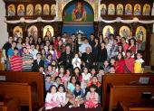 Consecration of the Church of the Virgin Mary in Alsip, IL