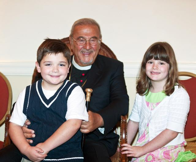 Sayidna celebrates his 80th birthday and the first anniversary of St. Ignatius Mission in Boca Raton, FL