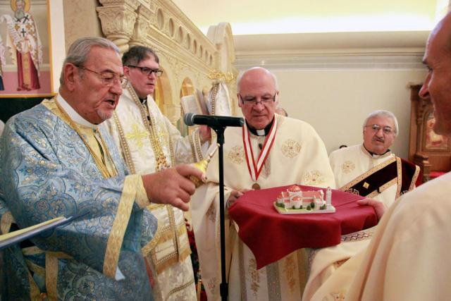 40th Anniversary Celebrations at St. Mary Basilica in Livonia, MI
