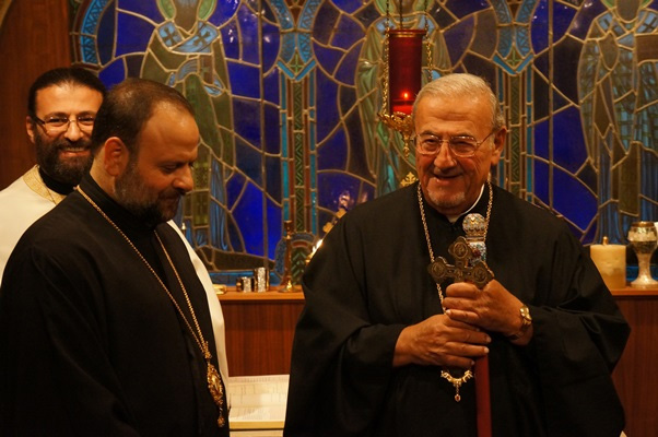 Hosting the 2013 Seminarian Dinner