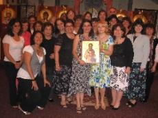 Women's Group, St. Stephen the Protomartyr Antiochian Orthodox Church