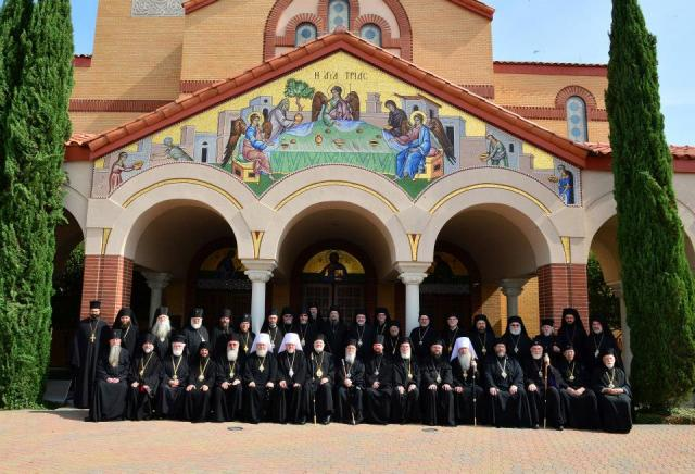 Assembly of Bishops, Dallas, TX: September 2014 (photo: Dimitrios Panagos/GOA)