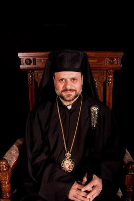 The Right Reverend Bishop Nicholas