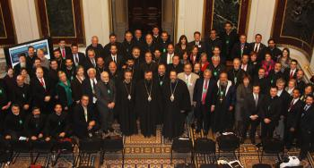 Orthodox service organization leaders meet at White House (Photo: M. Hodde, IOCC)