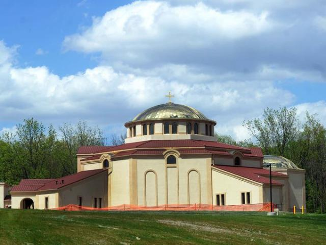 St. George Orthodox Christian Church, Fishers, IN
