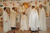 Fr. Michael Corbin is elevated by Metropolitan Joseph