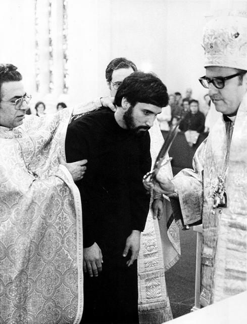 Ordination of Joseph Purpura to the Holy Deaconate, 1977