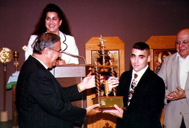 1992 NAC Oratorical Winner