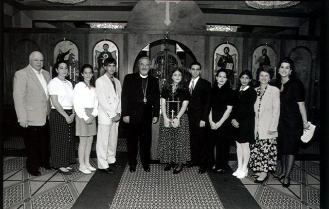 Archdiocese Oratorical Participants 1995