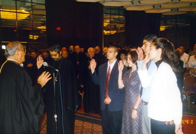 1997 Teen SOYO Installation
