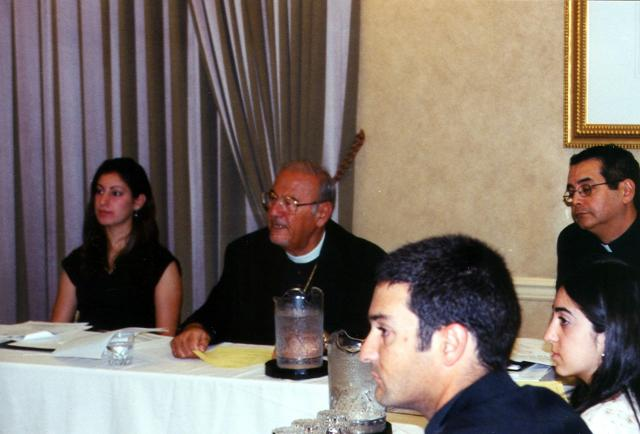 Sayidna Philip at the NAC Teen SOYO Meeting, 2004