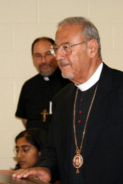 Metropolitan Philip Speaks to the 2006 SOYO Summer Meeting