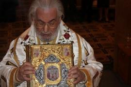 Patriarchal Divine Liturgy + November 2008