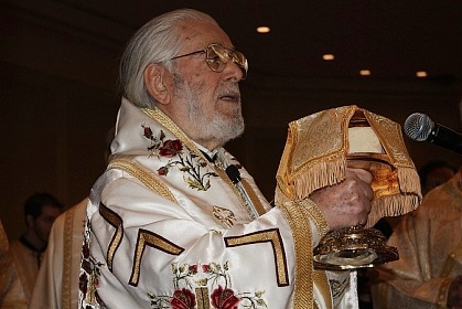 Patriarchal Divine Liturgy + November 2008