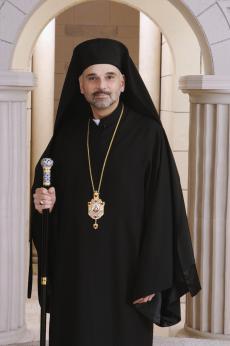 His Grace Bishop Alexander