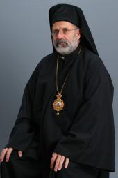 The Right Reverend Bishop John
