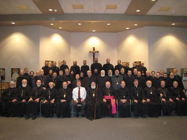 2011 DOWAMA Clergy Brotherhood Retreat