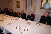 2011 Annual Seminarian Dinner