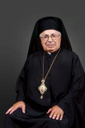 His Grace Bishop Antoun