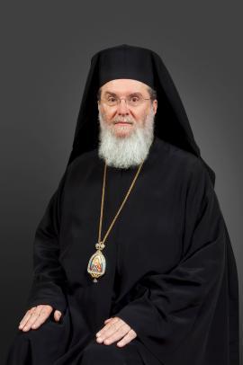 His Grace Bishop Basil