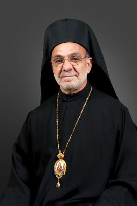 His Grace Bishop Thomas