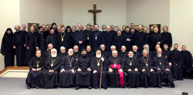 2012 DOWAMA Clergy Brotherhood Retreat