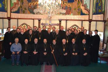 2012 Eastern Dioceses Clergy Retreat