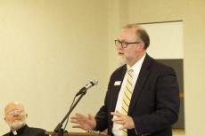 2012 Archdiocese Board Meeting: Paul Finley