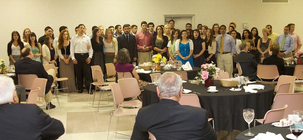Banquet: Serious Singing