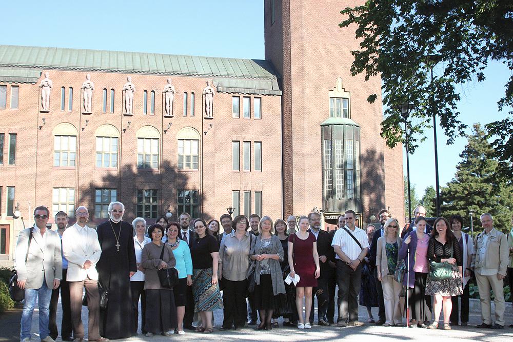 Fifth International Conference on Orthodox Church Music + Joensuu, Finland
